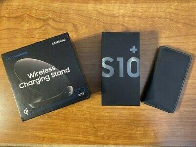 Samsung Galaxy S10+ SM-G975U - 128GB - Prism Black (AT&T) (Single SIM)