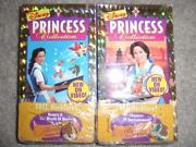 Disney Princess Collection VHS