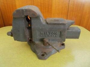 Wilton Vise Parts >> Wilton Vise Ebay