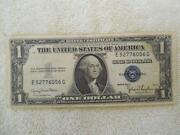 1935 One Dollar Bill