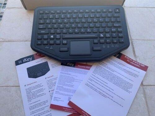 iKey BT-870-TP Desktop Keyboard & Touchpad