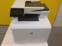 HP Color LaserJet Pro MFP M477fnw All in One Wireless Colour Printer White