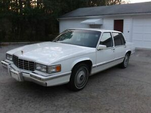 1993 CADILLAC DEVILLE (REDUCED)