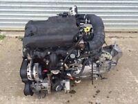 FORD TRANSIT 2.2 TDCI FWD EURO 5 ENGINE MK7 2013