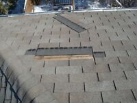 ROOFING REPAIRS AND INSTALLATION