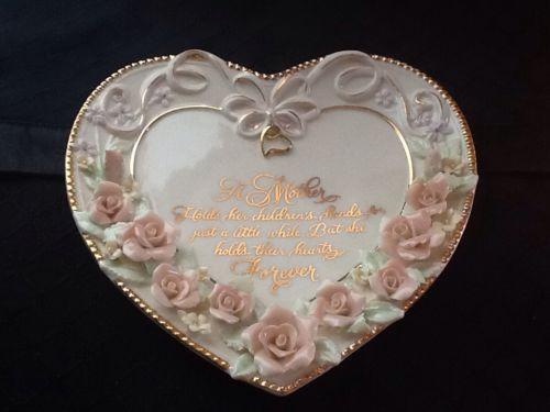 Heart Plate EBay