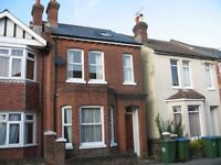 4 bedroom 2 bathroom student house, near Bedford Place, the Avenue, Southampton.