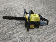 McCulloch Chainsaw 335