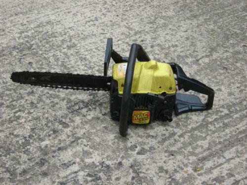 Mcculloch chainsaw 335 ebay greentooth Choice Image