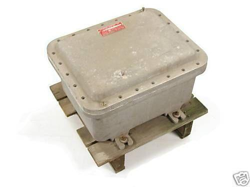 Explosion Proof Junction Box Ebay