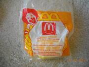 Ronald McDonald Toys