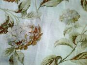 Laura Ashley Cream Curtains