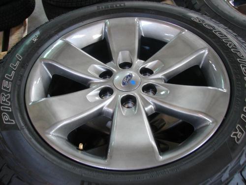Ford F150 Oem Wheels >> Ford FX4 Rims | eBay
