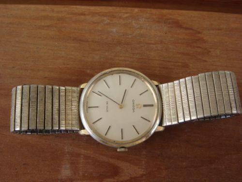 used gold wrist watches for ebay