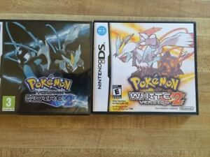 POKEMON NOIRE 2 POKEMON WHITE 2