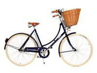 "Pashley Britannia Bike 20"" in Blue"