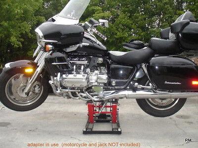 LOOK !!  VALKYRIE HONDA JACK  / LIFT ADAPTER,  #1 BEST MOTORCYCLE ITEM  Save $