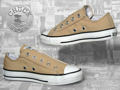 Converse Chuck Taylor All Star Chucks Kids Slip Croissant 322464 Kinder Sneaker