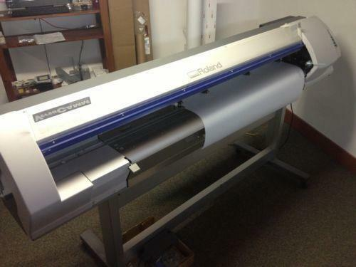 Roland 540 Printer Ebay