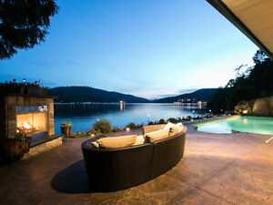 Welcome to the most luxurious waterfront home ever offered