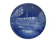 Bing & Grondahl Coll Plates
