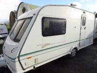 Bessacarr Cameo 465SL,14ft,2 berth,end shower,Top Spec,Amazing condition.