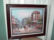 Burnett Oil Painting