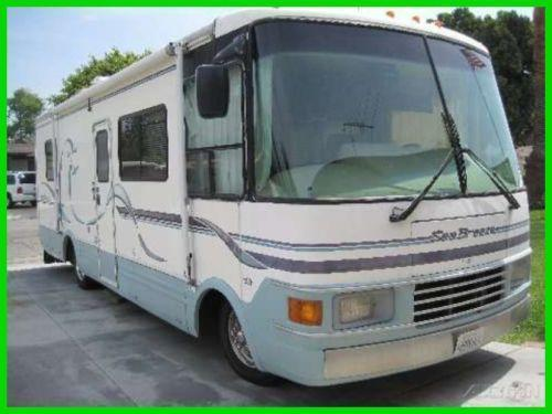 used class a motorhomes for sale on ebay