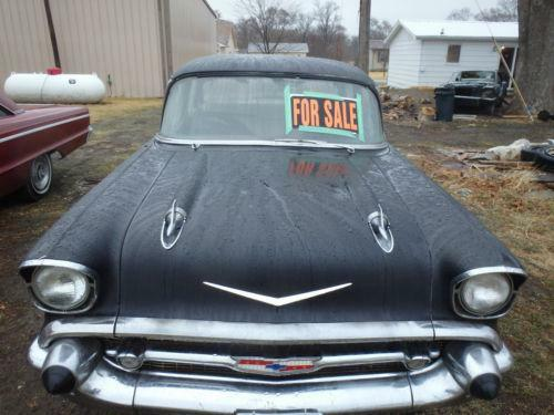 Chevy For Sale >> 1957 Chevy 150 Ebay