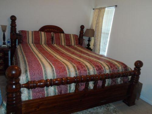 Full Size Metal Bed Frame