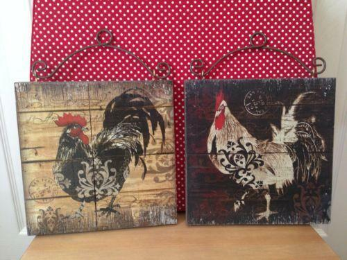 rooster pictures home decor ebay