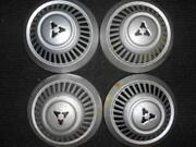 Dodge Dog Dish Hubcaps