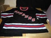 Vintage New York Rangers Jersey