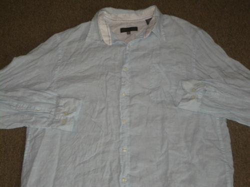 Mens 100 Linen Shirt Ebay