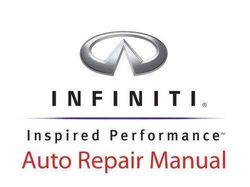 infiniti g20 repair manual ebay