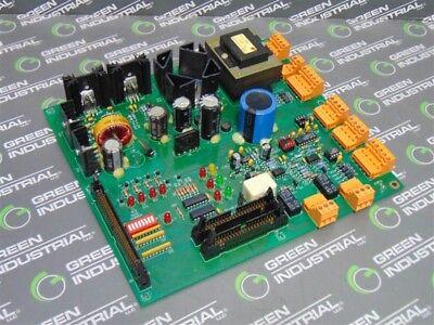 Used York 031-01382-d000 Millennium Chiller Power Supply Terminal Card Rev. D