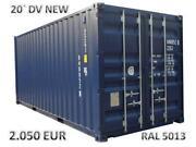 20 Fuss Container