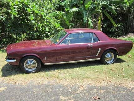 1965 Ford Mustang Coupe – Priced to Sell Cairns Cairns City Preview