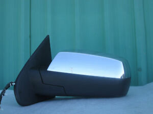 Chev/GMC chrome power folding side mirrors