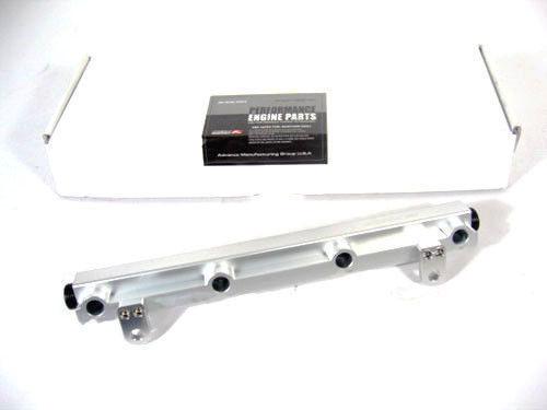 Boomba Racing SRT-4 Fuel Rail BLACK billet SRT4 neon direct fit