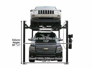 Atlas Garage Pro 8000 EXT 4 Post Lift