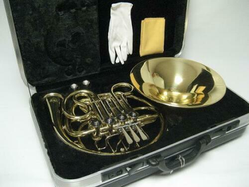 Professional Gold Double French Horn New
