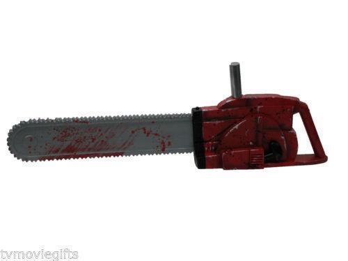 chainsaw prop ebay