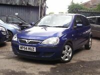 Vauxhall/Opel Corsa 1.3CDTi 16v ( a/c ) 2005MY Energy ONLY 50 K MILES