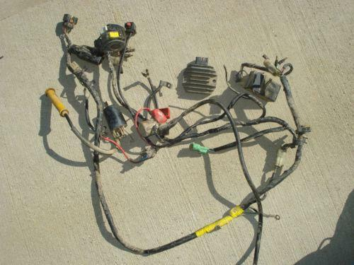 400ex Wiring Harness Ebayrhebay: 2000 400ex Wiring Diagram At Gmaili.net