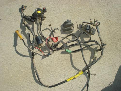 400ex Wiring Harness