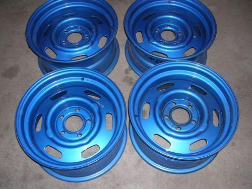 Mopar Steel Wheels 15 Ebay