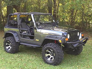 (WANTED) Jeep tj