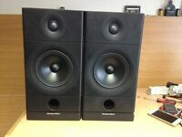Mordaunt-Short MS3.30 Speakers Pair - Tested & Working
