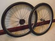 Mountain Bike Disc Wheels